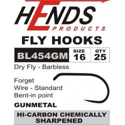 HENDS BL 454 - bez zp.hrotu Gunmetal
