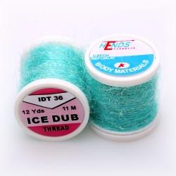 ICE DUB THREAD - IDT 36 - TYRKYSOVĚ MODRÁ