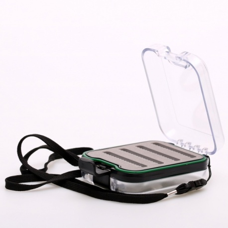 Super small waterproof smart fly box NDS4136A for 136 flies