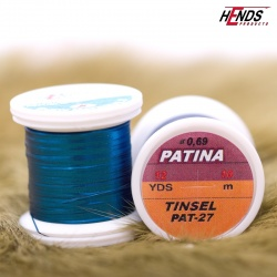 PATINA TINSEL - BLUE
