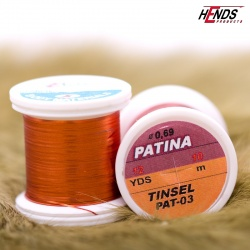 PATINA TINSEL - COPPER