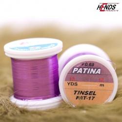 PATINA TINSEL - RŮŽOVÁ