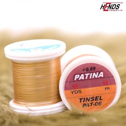 PATINA TINSEL - GOLD