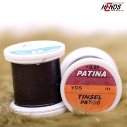 PATINA TINSEL - BLACK