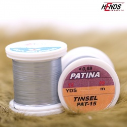 PATINA TINSEL - GREY