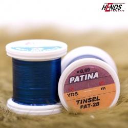 PATINA TINSEL - DK. BLUE