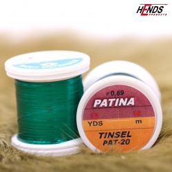 PATINA TINSEL - GREEN