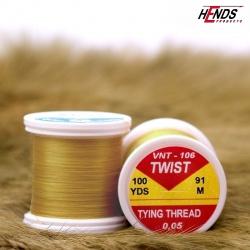 TWIST - 0,05 - GOLDEN YELLOW