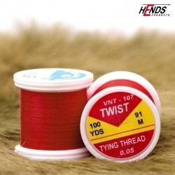 TWIST - 0,05 - RED
