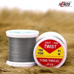 TWIST - 0,05 - ŠEDÁ