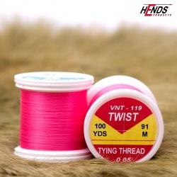 TWIST - 0,05 - RŮŽOVÁ