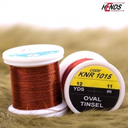 OVAL TINSEL - MĚDĚNÁ