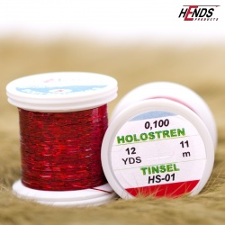 HOLOSTRENGTH Red - 12 Yds