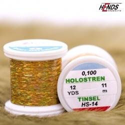 HOLOSTREN 12 Yds - GOLD DK.