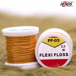 FLEXI FLOSS - OKROVÁ