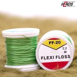 FLEXI FLOSS - LT. YELLOW OLIVE