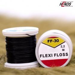 FLEXI FLOSS - ČERNÁ