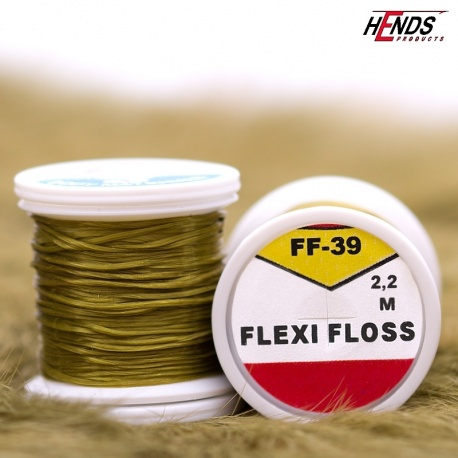 Olive Flexi Floss