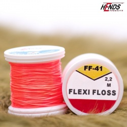 FLEXI FLOSS - RŮŽOVÁ FLUO