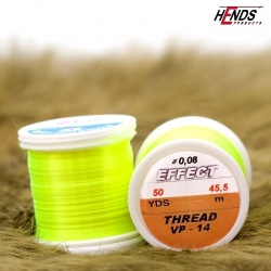 EFECT THREAD - FLUO ŽLUTÁ
