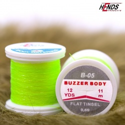BUZZER BODY - GREEN FLUO