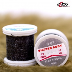 BUZZER BODY - BLACK