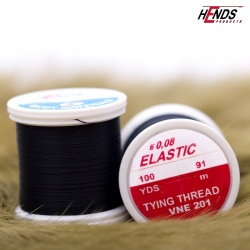 ELASTIC 0,08 mm - BLACK