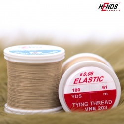 ELASTIC 0,08 mm - BROWN BEIGE