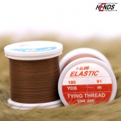 ELASTIC 0,08 mm - BROWN