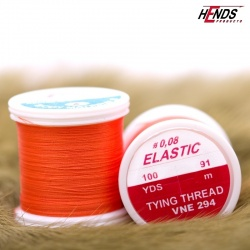 ELASTIC 0,08 mm - HOT ORANGE