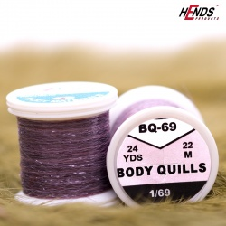 BODY QUILLS MULTICOLOR -PINK Tip/GREY Body
