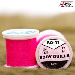 BODY QUILLS - FLUO PINK UV