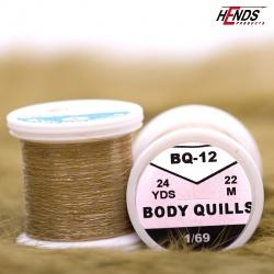 BODY QUILLS - BQ12 - BŘEZNOVKA