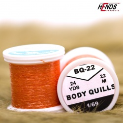 BODY QUILLS - BQ22 - REZAVÁ