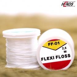 FLEXI FLOSS - CLEAR