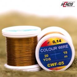 COLOR WIRE - CWF 05 - OKROVÁ