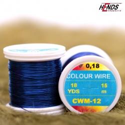 COLOUR WIRE - BLUE