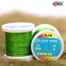 COLOR WIRE - CW 08 - ZELENÁ