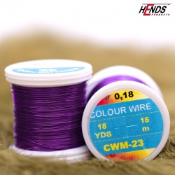 COLOR WIRE - CW 23 - FIALOVÁ