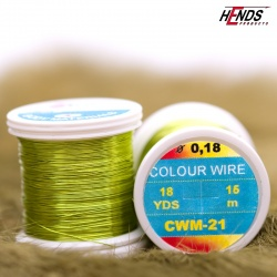 COLOUR WIRE - CHARTREUSE