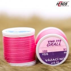 GRALL - RŮŽOVÁ FLUO