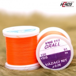 GRALL - HOT ORANGE FLUO