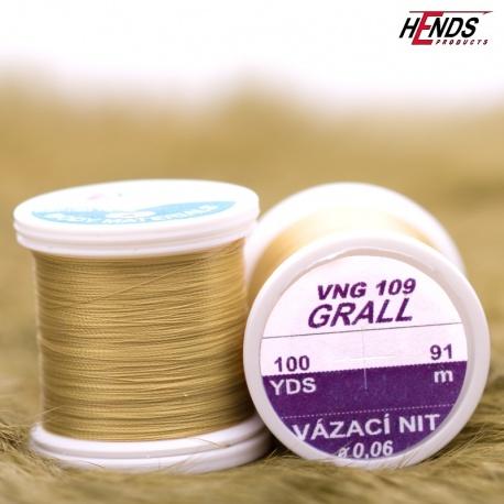 GRALL - GOLDEN YELLOW