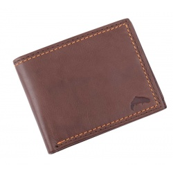 Gallatin Wallet - Coffee