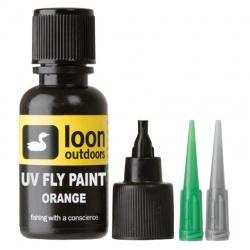 UV Fly Paint - Orange