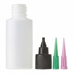 Aplicator Bottle, Cap & Needles