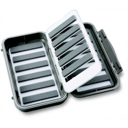 C&F Large 12-Row WP Fly Case w Flip Page
