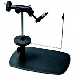 Reference Pedestal Fly Tying Vise - black