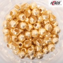 TUNGSTEN FACETED - GOLD