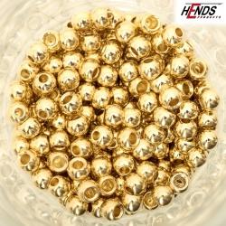 BEAD HEAD - GOLD /4,6 - 6,4 mm/